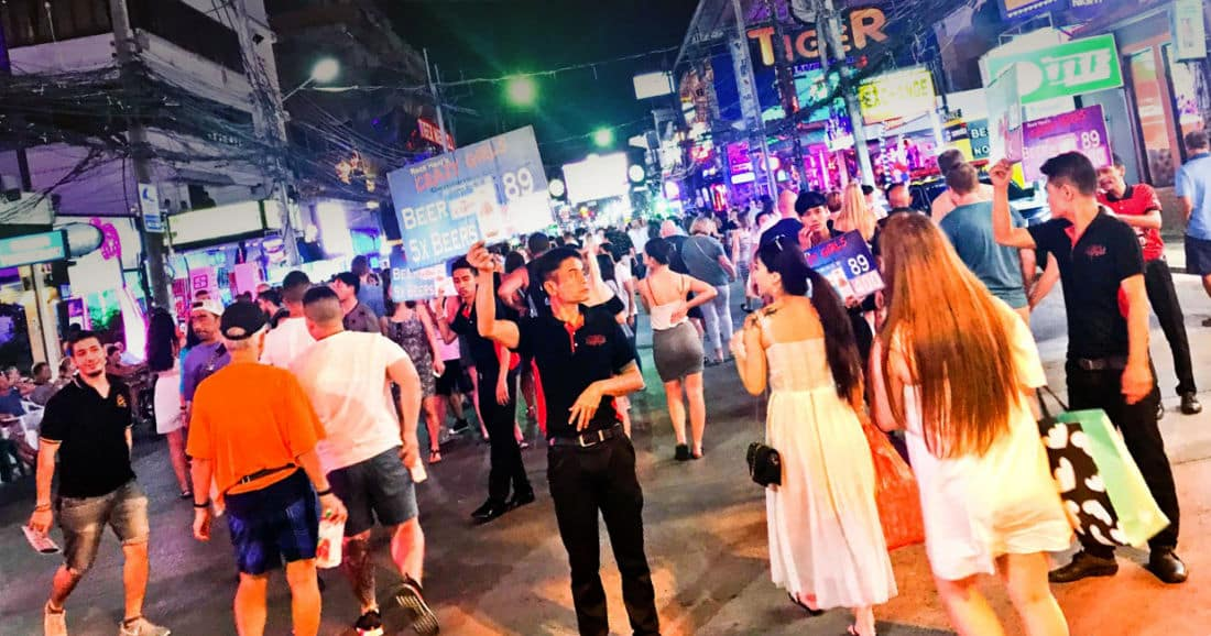 TAT proposes 4am closing time at nightspots to promote tourism…ummmmm
