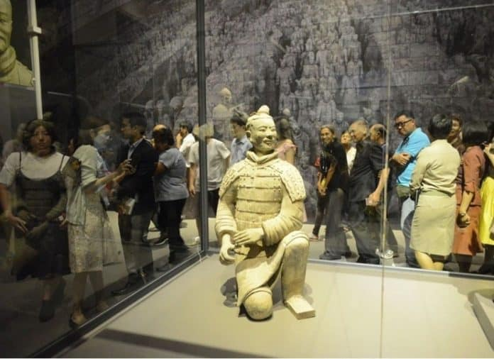 Bangkok Terracotta Warrior Exhibit Speaks of China's Past, Future