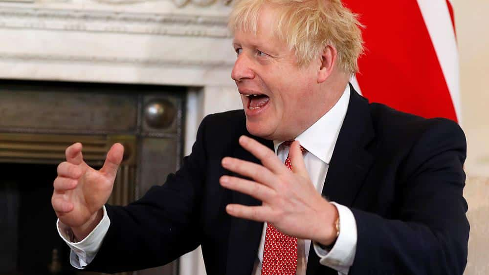 Boris Johnson's Conservatives lead Labour by 15 points in new UK poll