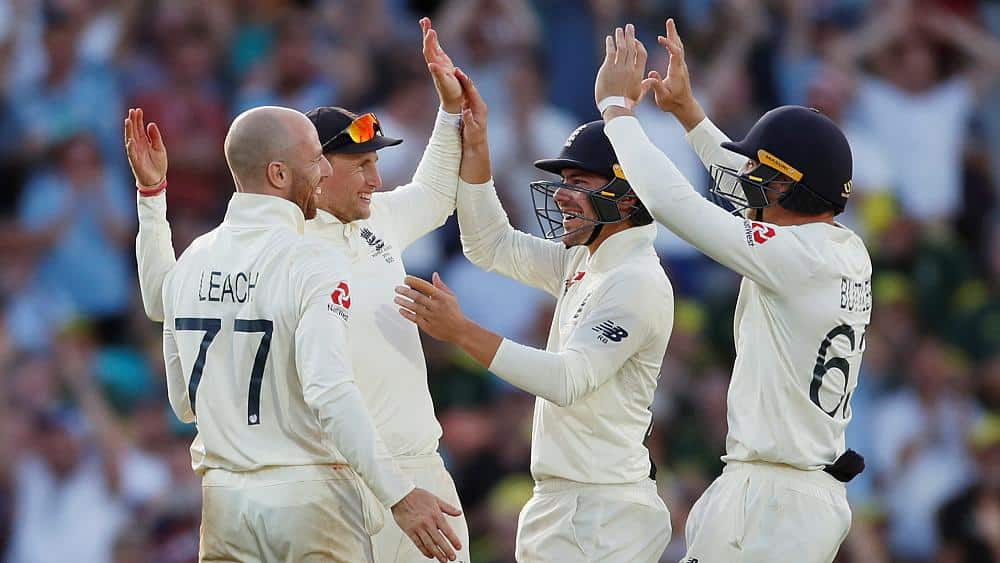 Cricket: England beat Australia in final test, Ashes ends 2-2