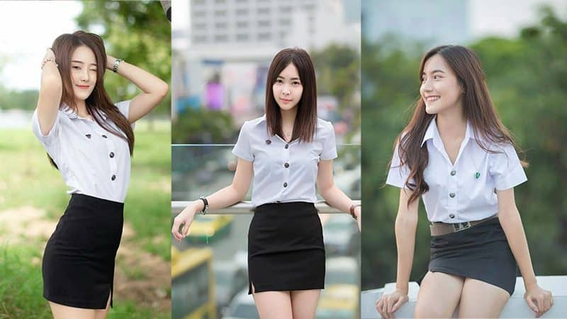 School Girls Wearing Short Shirts To Be Fined 30k or 3 Months In Jail