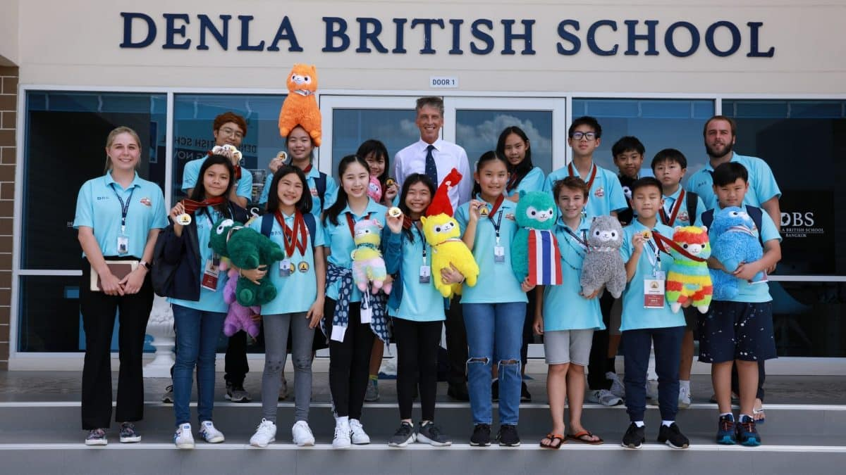 Denla British School Students Win 24 Medals at the World Scholar's Cup 2019
