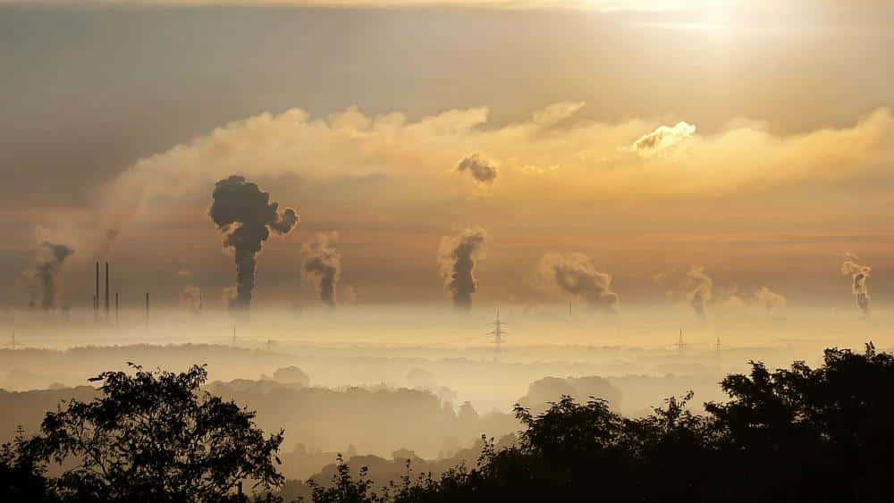 EU's air pollutant emissions decreased 'significantly' in past 28 years: report