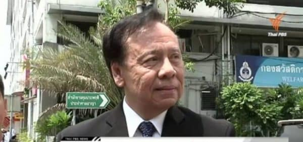 Ex-Bangkok Governor Phichit acquitted of malfeasance by Supreme Court