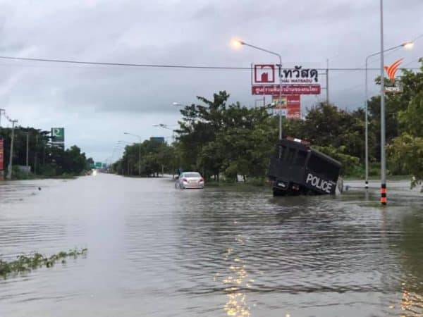 Floods ease in eight N and NE provinces, but 16 others remain flooded