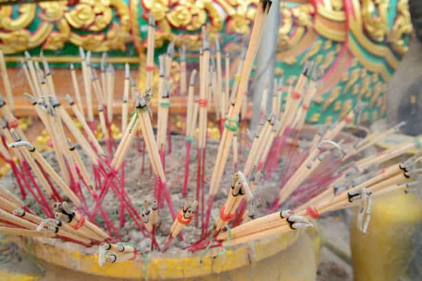 Incense is the reason for BAD AIR in Thailand, says minister