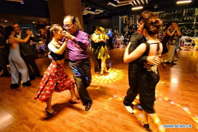 It Takes Two: Tango Popularity Booming in China
