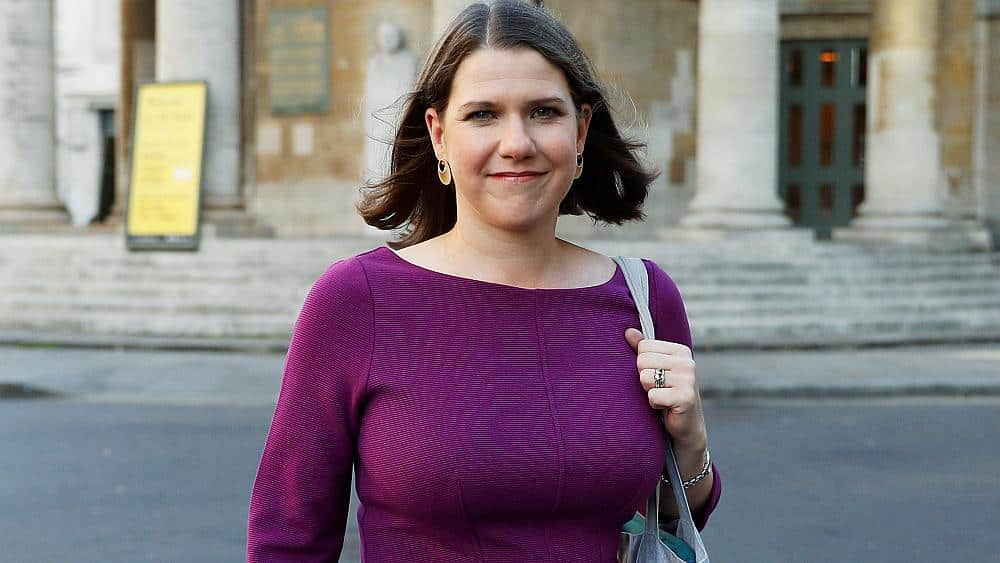 Jo Swinson says Liberal Democrats will stop Brexit