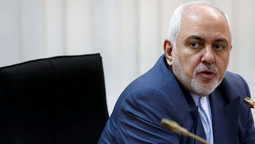 Military strike on Iran by Saudi or US will provoke 'all out war', says Zarif