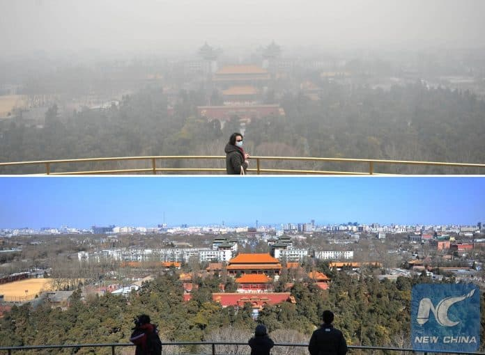 Nearly 3,000 Beijing Villages Go Coal-Free