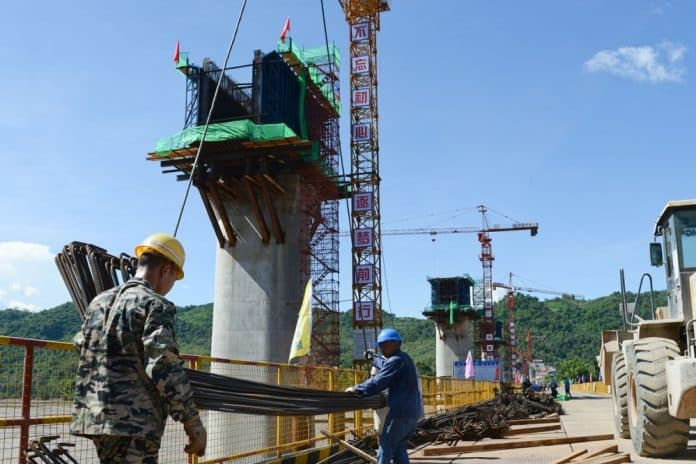 Nearly 80% of China-Laos Railway Project Completed