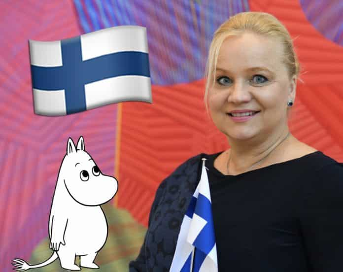 On Moomins and Marimekko with the Finnish Ambassador to Thailand