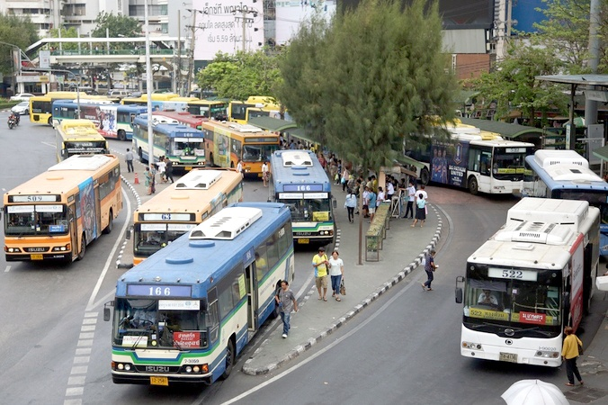 One in seven public transport vehicles flunk new safety tests