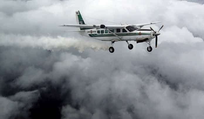 Poor weather may have caused crash of cloud seeding aircraft