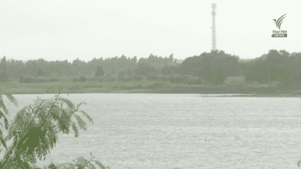 Reservoir in Chachoengsao contaminated with heavy metals