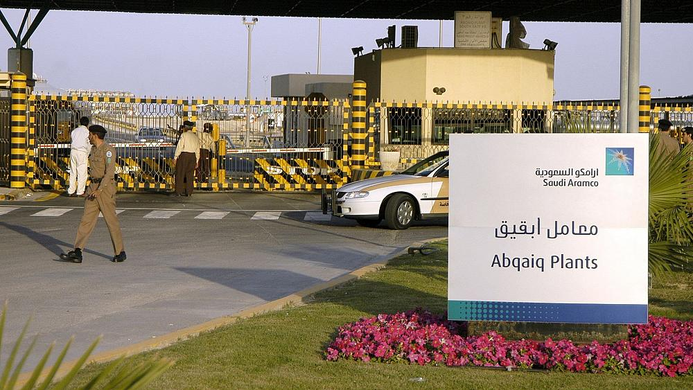 Saudi Arabia claims drone attacks strike major Aramco facility, oilfield
