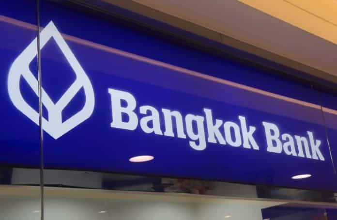 Stock Shares in Thailand's Banks Plunge to Eight Year Low
