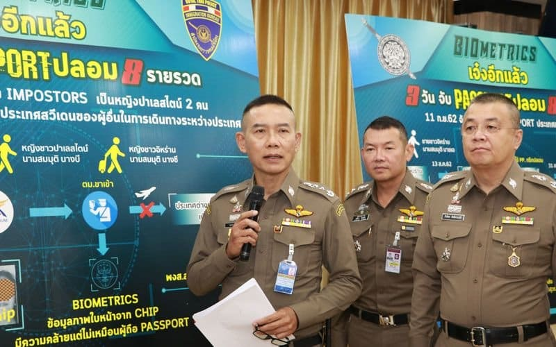 Thailand claim to have arrested 45000 foreigners on overstay