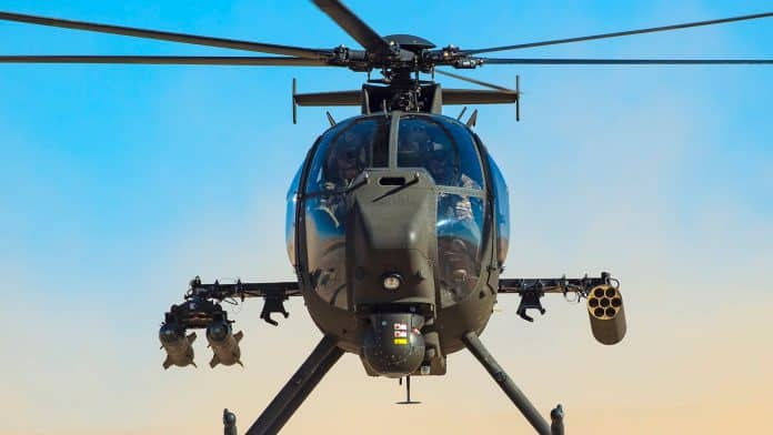 Thailand to Purchase 8 Attack Helicopters from the US