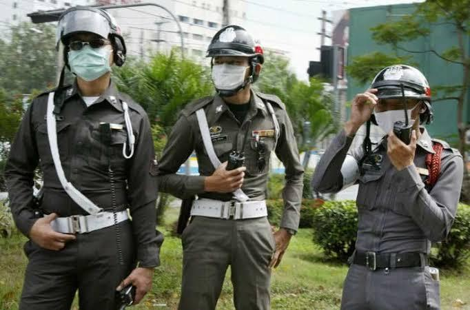 Thailand Traffic police can no longer legally confiscate your license