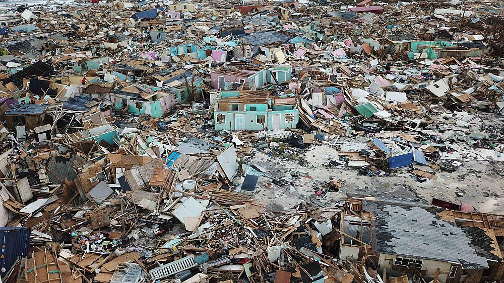 Thousands listed as missing in Bahamas in Hurricane Dorian's wake