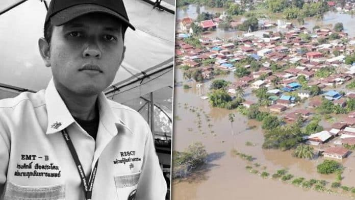 Ubon Floods: Death Toll Reaches 33, Including Rescue Worker