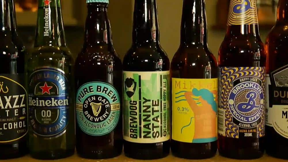Watch: Irish alcohol consumption 'drops by almost a quarter'