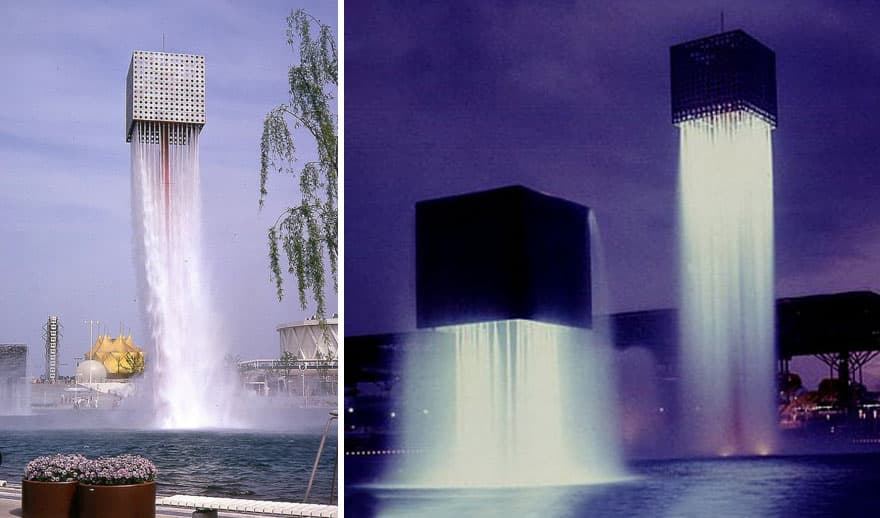 Top 8 Fountains In Japan