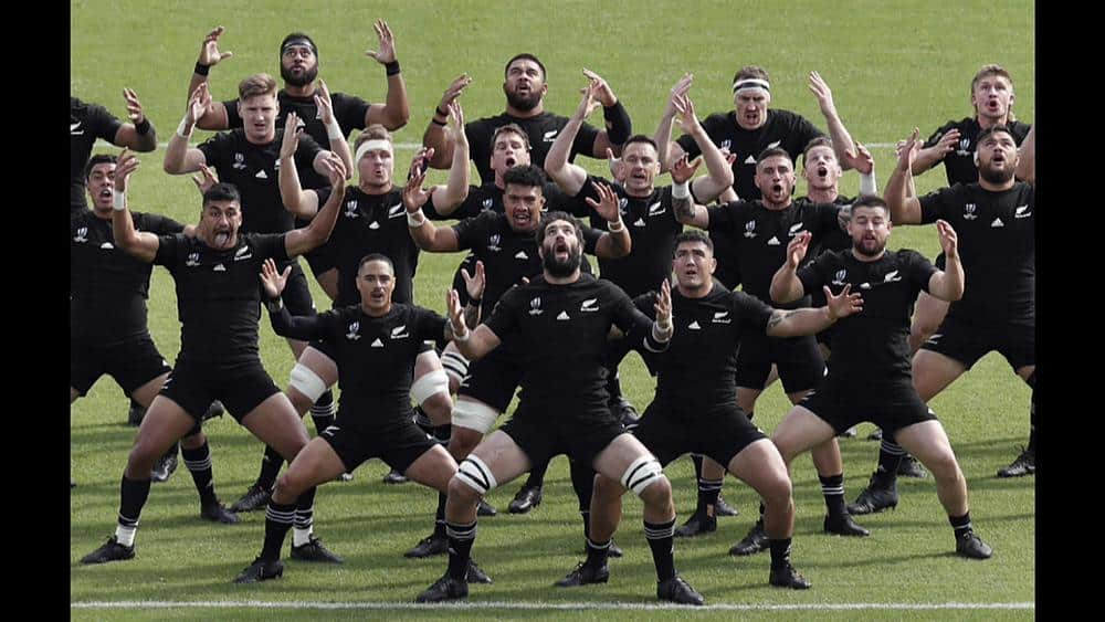 France and New Zealand through to Rugby World Cup quarter finals