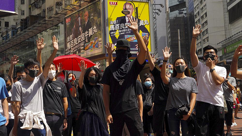 Hong Kong introduces emergency powers after months of protests