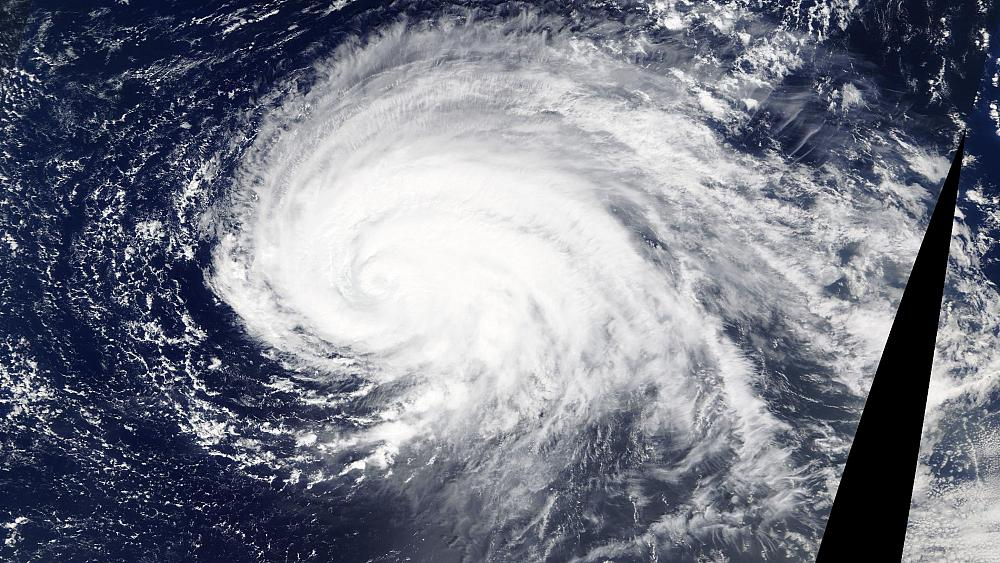 Hurricane Lorenzo: One dead as 100mph winds set to hit the Azore