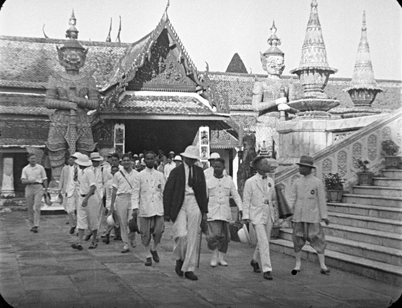 """""""See Siam"""" (1930)."""