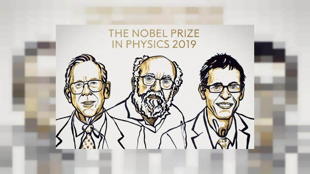 Physics Nobel goes to 3 scientists who shed light on 'Earth's place in the cosmos'