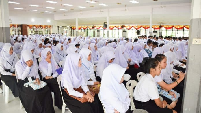 Police Promise to Stop Monitoring Muslim Students