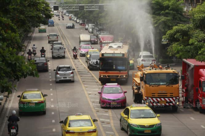 Polluting vehicles to be BANNED from city streets