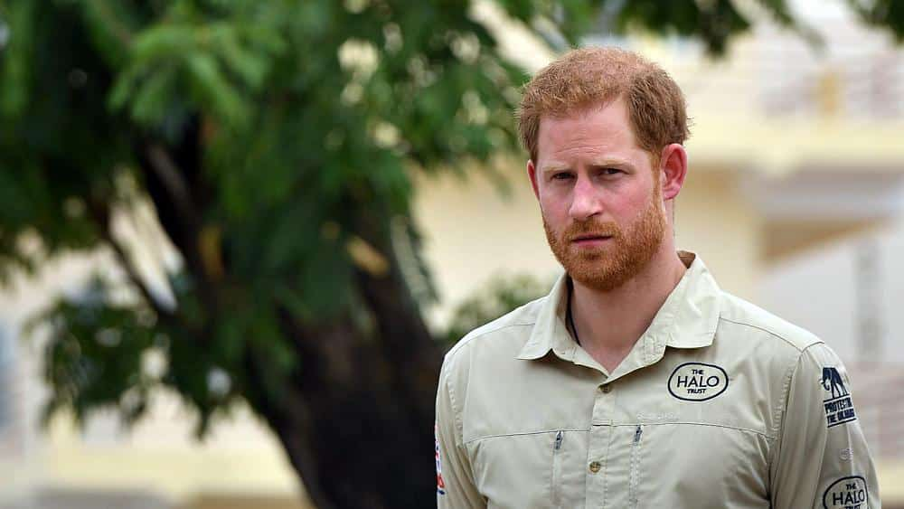 Prince Harry set to sue British tabloids over alleged voicemail hacking
