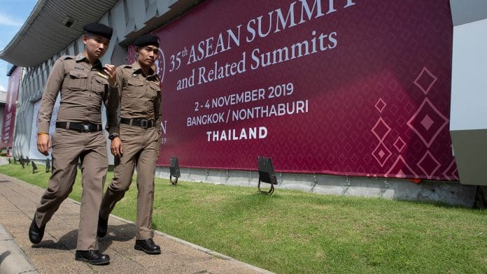 Roads to Avoid During the ASEAN Summit in Bangkok (Interactive Map)