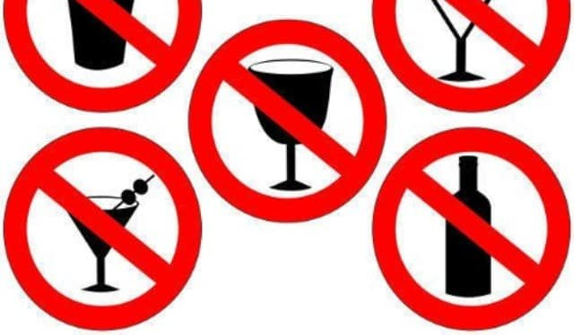 Several public holidays approaching, likely booze ban in Thailand