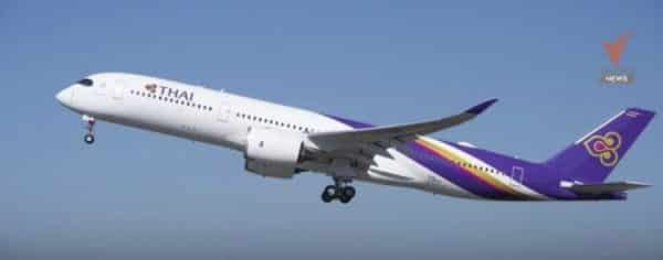 THAI CEO dismisses speculation that the airline is in financial crisis