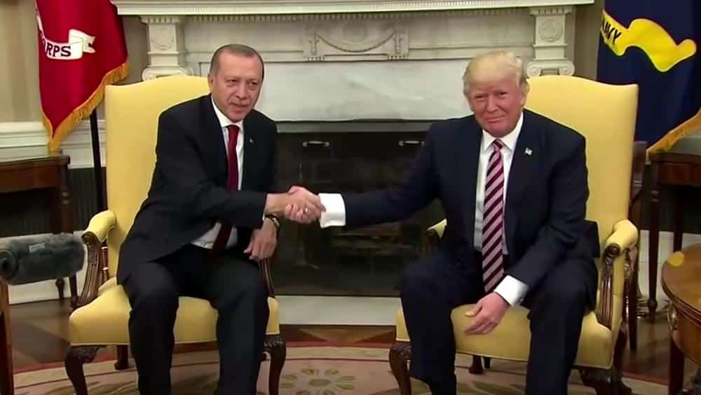 Trump to impose sanctions on Turkey amid GOP blowback to Syria troop withdrawal