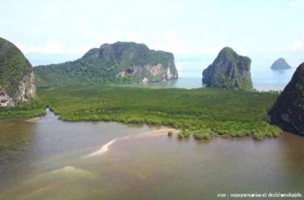 Two marine parks in southern Thailand declared ASEAN heritage parks
