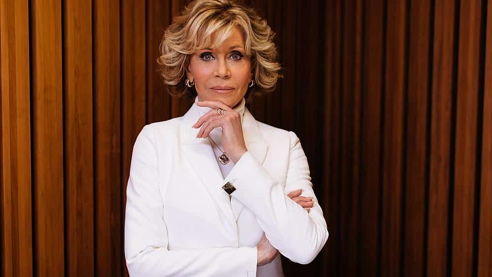 US actress Jane Fonda arrested in Capitol climate protest