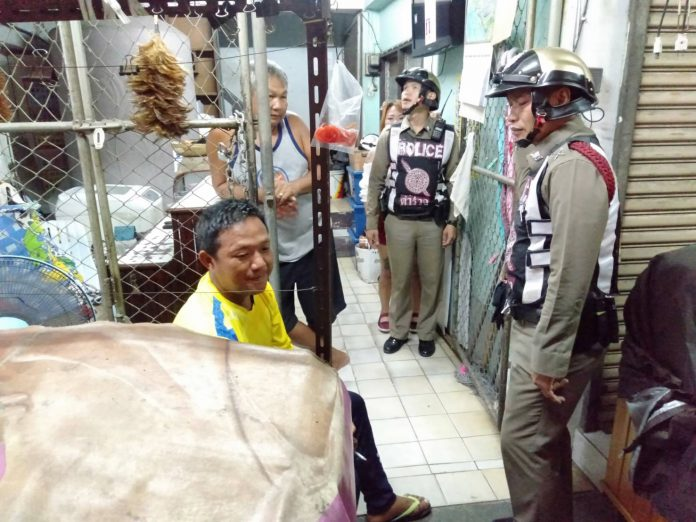 Woman assaulted after refusing to have sex with a man with genital piercings in Pattaya