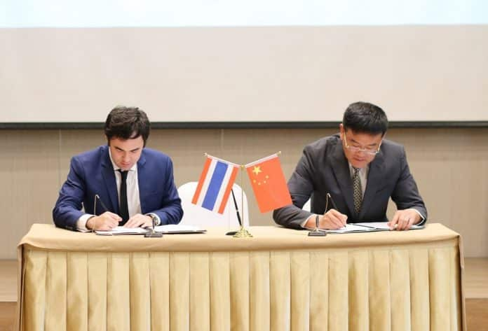 5 More Thai Media Agencies Sign Partnership With Xinhua