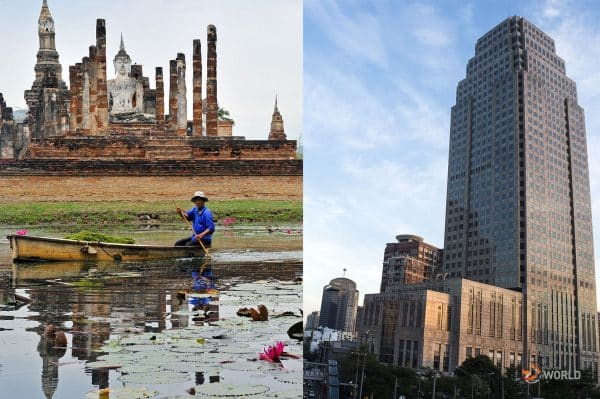 Bangkok and Sukhothai join UNESCO's Creative Cities Network