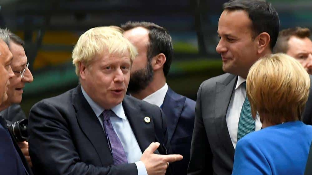 Brexit Britain's mistakes over Ireland will come back to haunt it in US-UK trade talks ǀ View