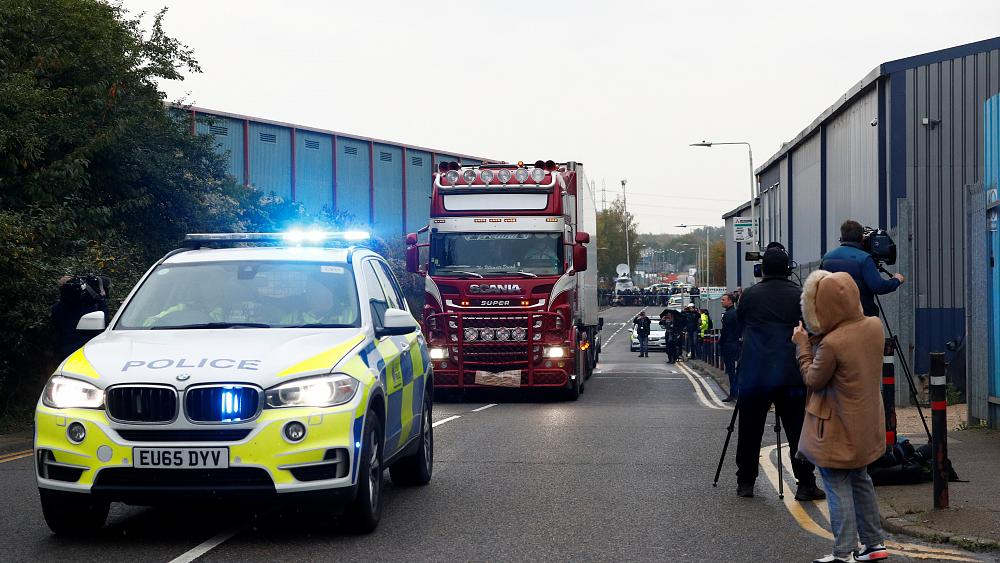 Essex lorry deaths: Second man charged with manslaughter over the deaths of 39 people