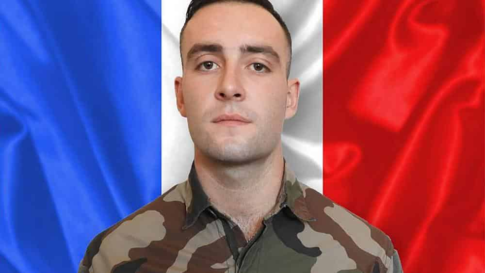 French soldier killed in Mali bomb attack claimed by ISIS
