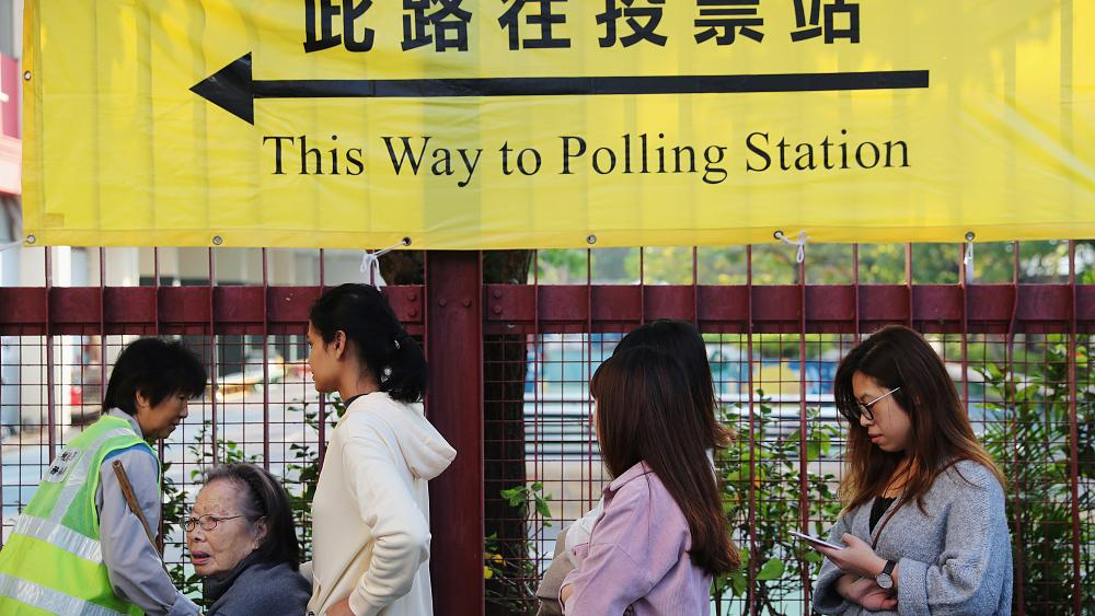 Hong Kong elections: four keys to understanding district council polls