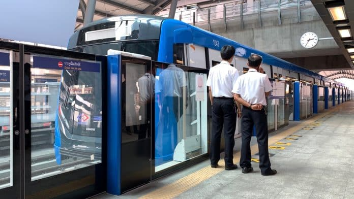 MRT To Cut Fares, Begin Free Rides on Blue Line Next Month